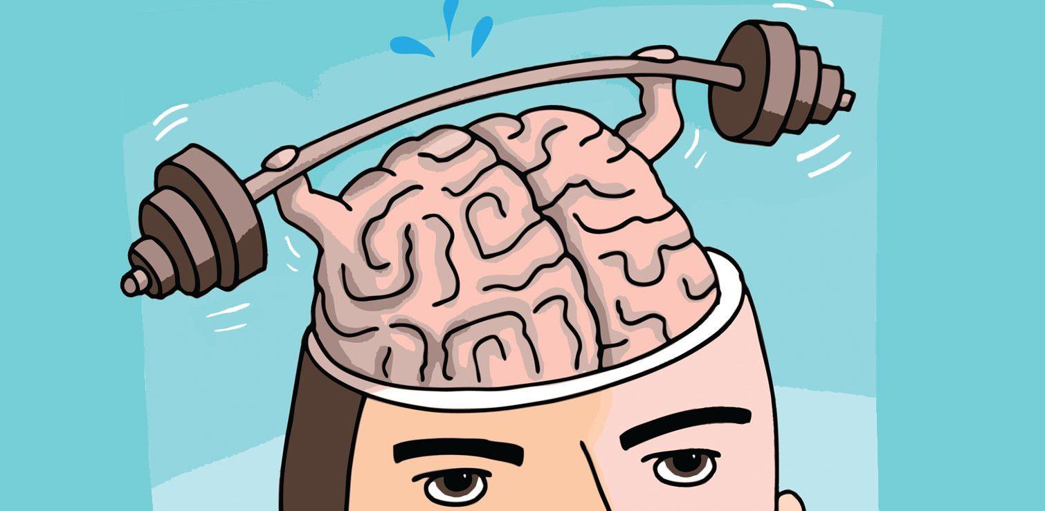 jak trenować uszkodzony mózg