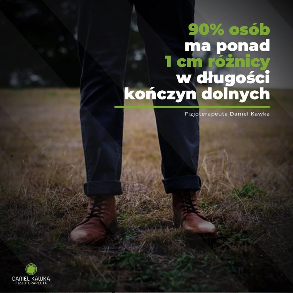 Różnica w długości nóg Rehabilitacja Bielsko-Biała, masaż